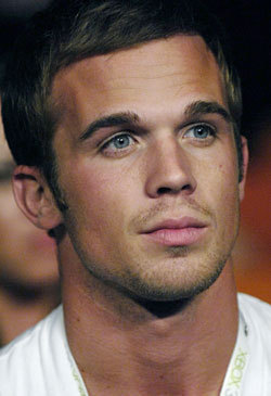Cam Gigandet = James