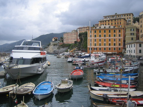 Italy wallpaper called Camogli