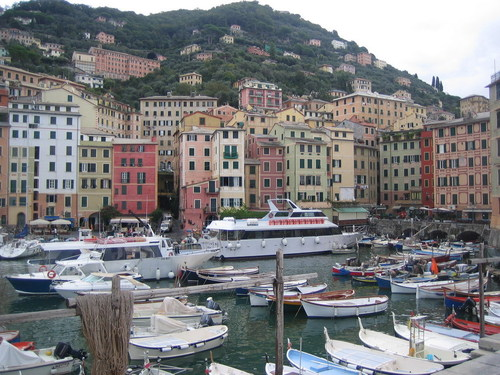 Italy wallpaper titled Camogli