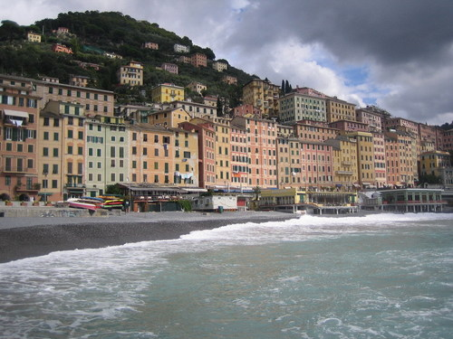 Camogli - italy Wallpaper