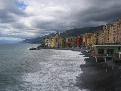 Italy Hintergrund called Camogli
