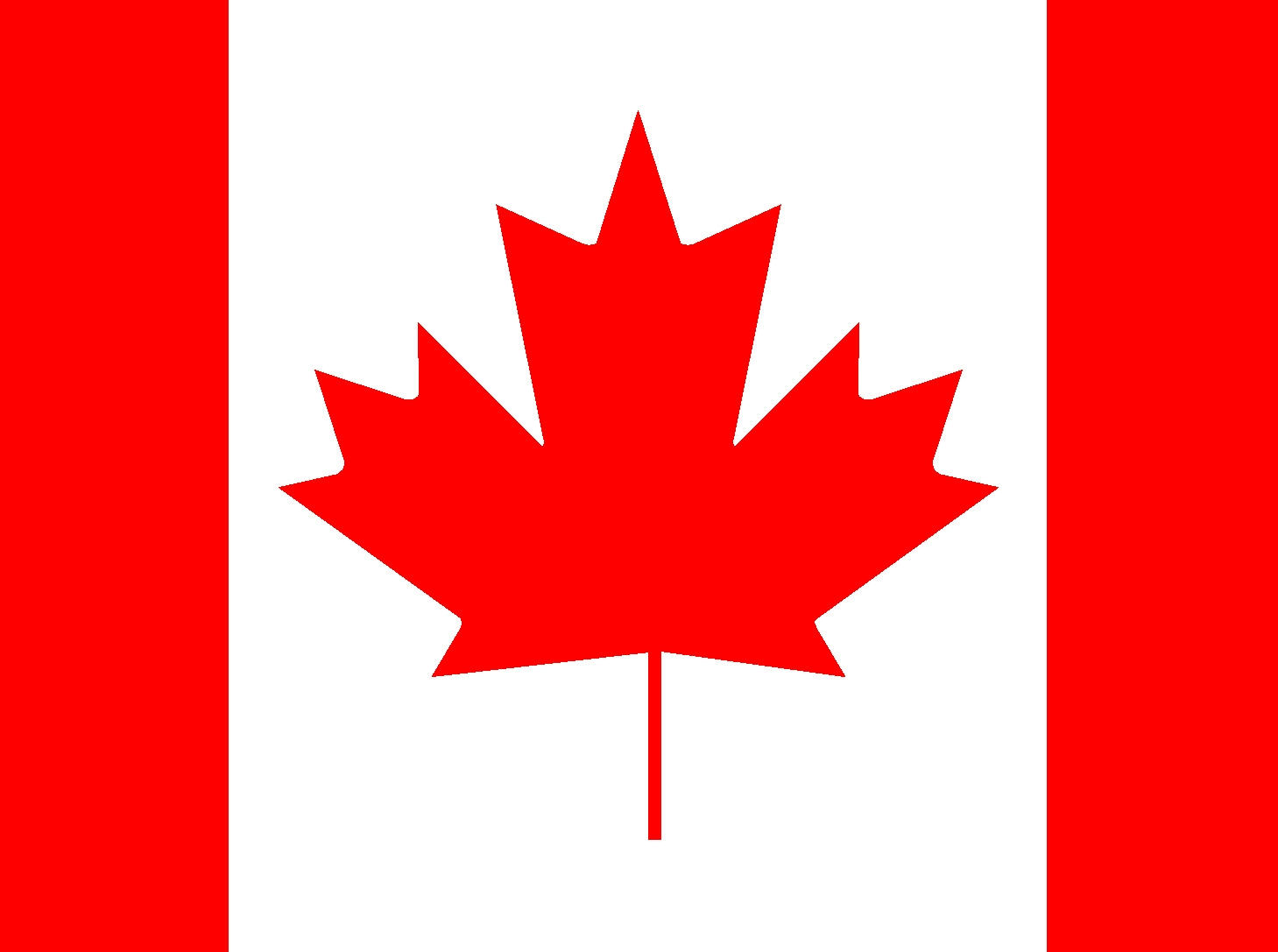 Iron Throne Silhouette Canadian Flag - Canada...