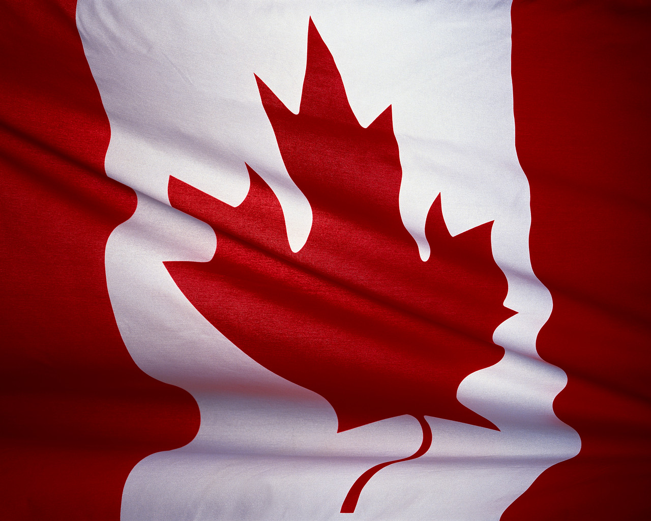 Canadian Flag - Canada Wallpaper (729711) - Fanpop