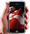 Canadian iPhone - canada photo