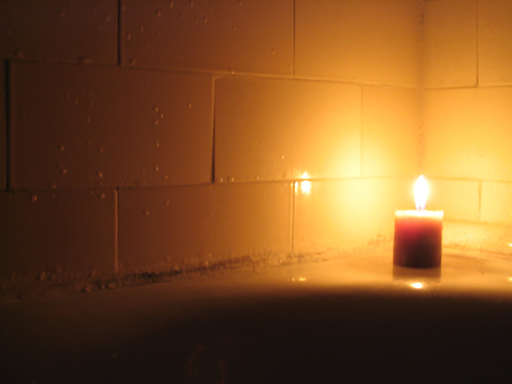 Candle In Bathroom Candles Photo 517657 Fanpop