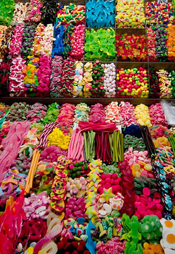 Candy Shop - candy Photo