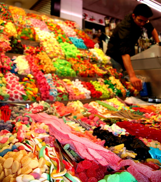 Candy Images Candy Shop Wallpaper And Background Photos 208647