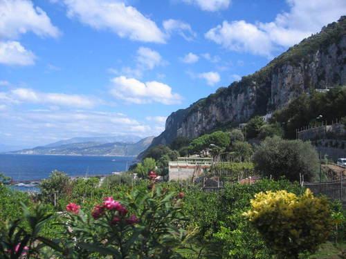 Italy wallpaper titled Capri Island