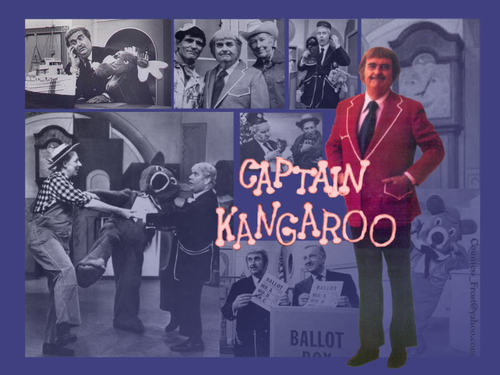 Captain Kangaroo - the-60s Wallpaper