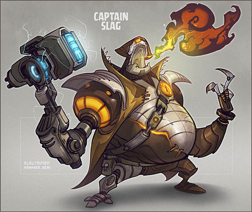 Captain Slay