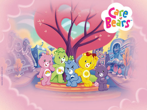 Care Bears wallpaper entitled Care Bears.