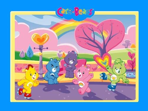Care Bears. - care-bears Photo