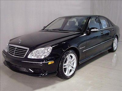 Carlisle's Mercedes
