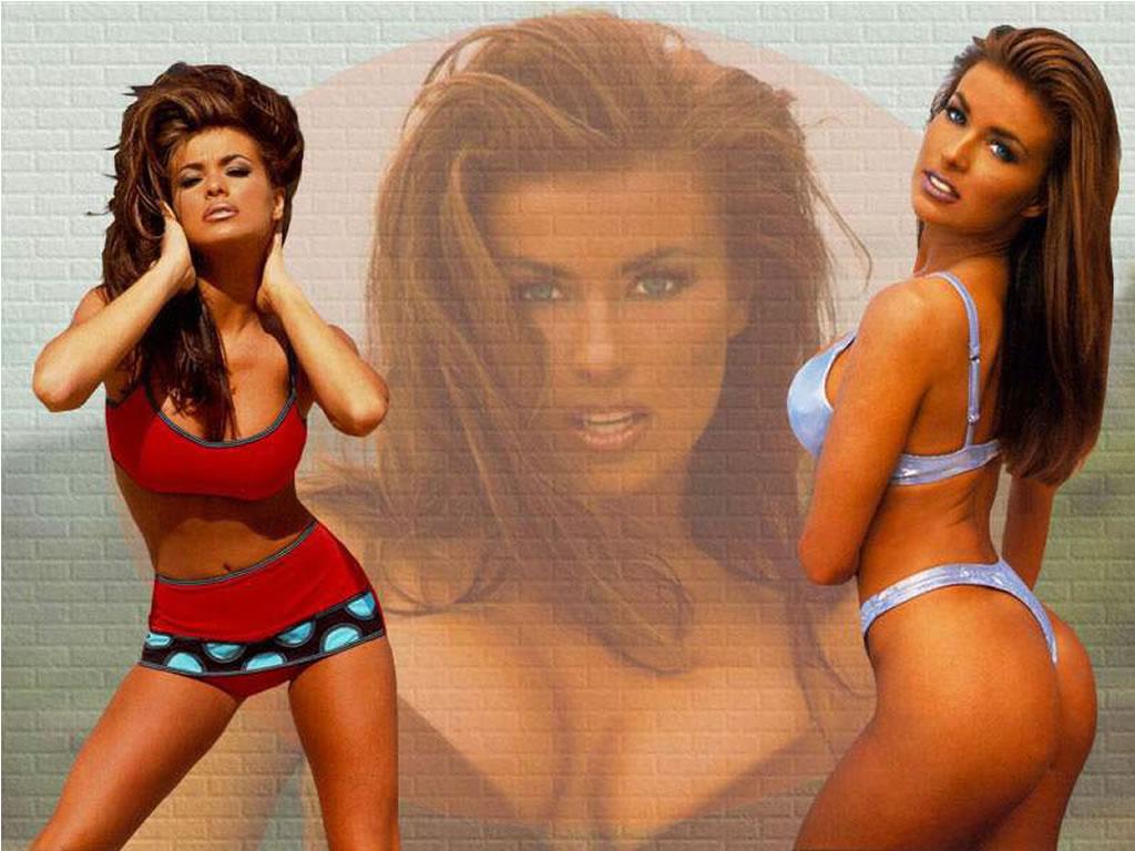 Carmen Electra hot wallpapers