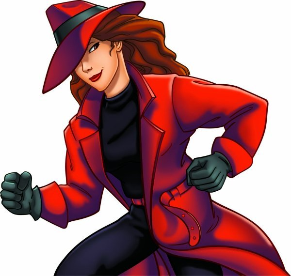 Carmen sandiego images wallpaper and