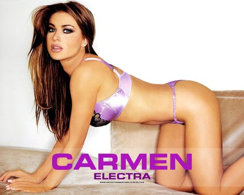 Carmen Electra wallpaper called Carmen