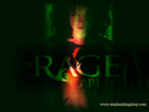 Stephen King wallpaper titled The Rage: Carrie 2