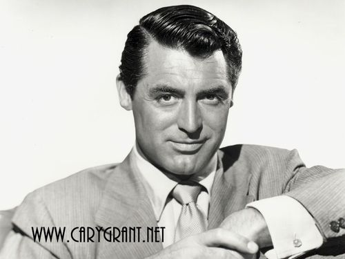 Cary Grant - black-and-white-movies Wallpaper