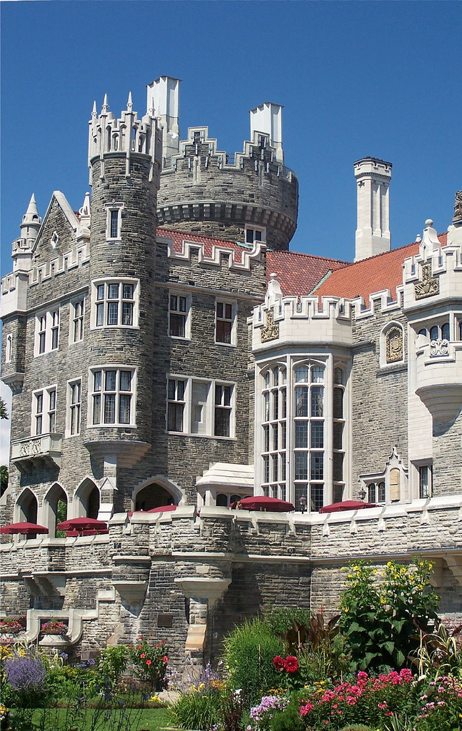 Casa loma castle castles photo 543294 fanpop for Casa loma mansion toronto
