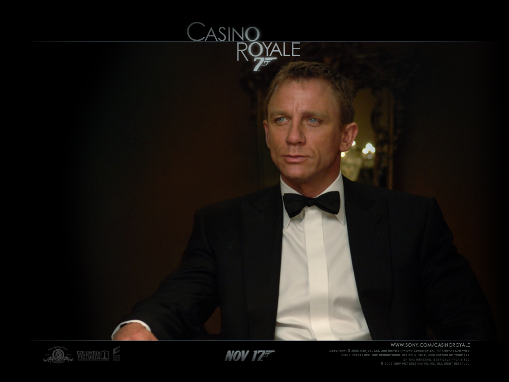 casino royale craig