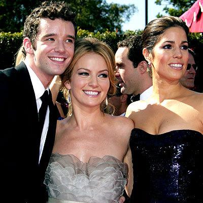 Cast @ Emmy's
