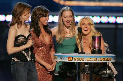 Cast @ MTV Movie Awards
