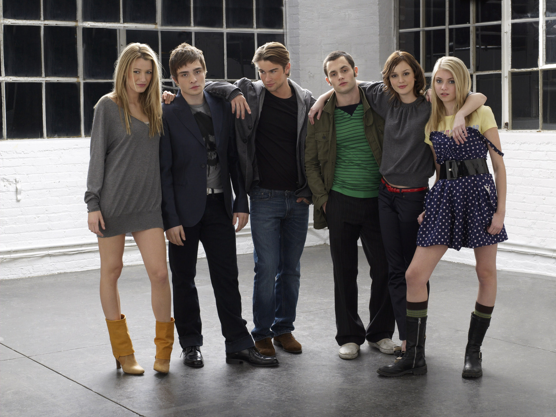 Are Any Of The Gossip Girl Cast Hookup