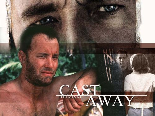 映画 壁紙 entitled Cast Away
