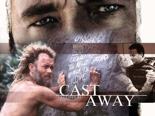 Film wallpaper entitled Cast Away