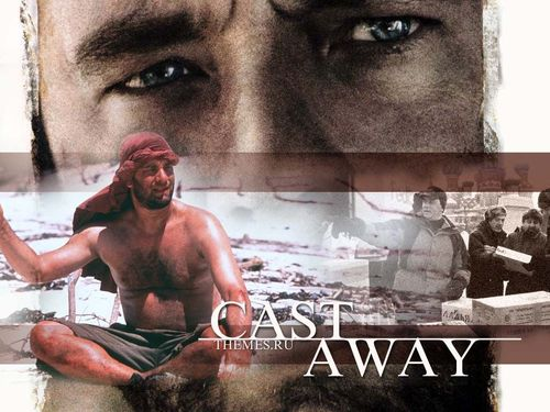 Movies wallpaper called Cast Away