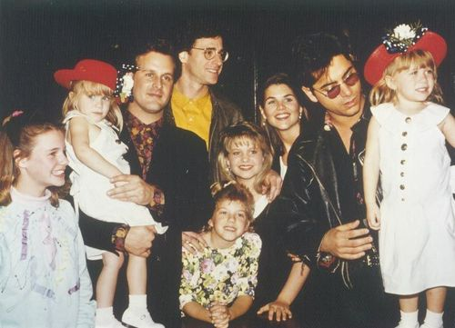 Cast Full House