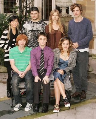 Cast Member's of Harry Potter