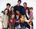 Cast - full-house photo