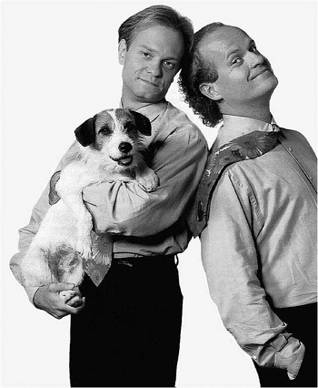 Cast of Frasier - frasier Photo