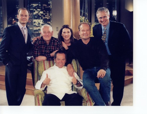Frasier wallpaper titled Cast of Frasier