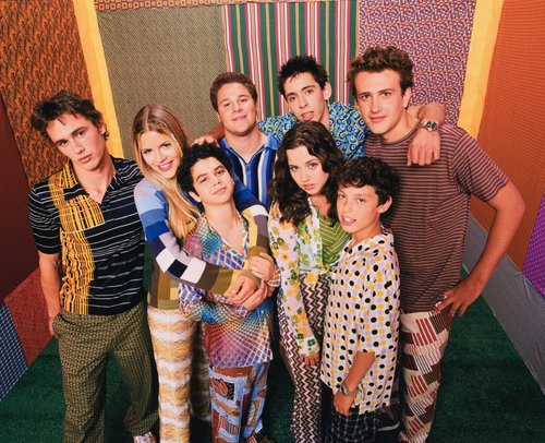Cast of Freaks and Geeks - freaks-and-geeks Photo