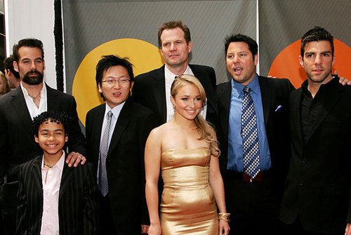 Cast of Heroes