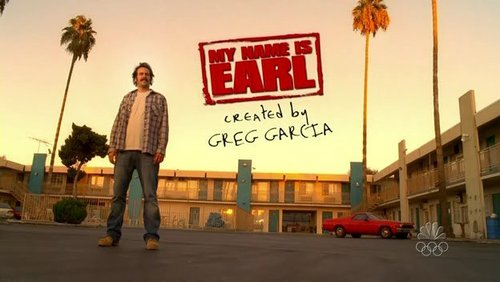My Name is Earl wallpaper called Cast of My Name is Earl
