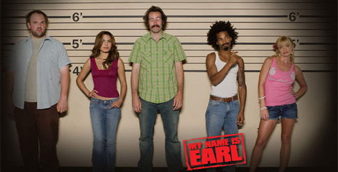 Cast of My Name is Earl