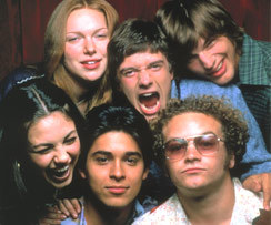 That 70's Show wallpaper entitled Cast of That 70's Show