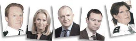 The Bill wallpaper titled Cast