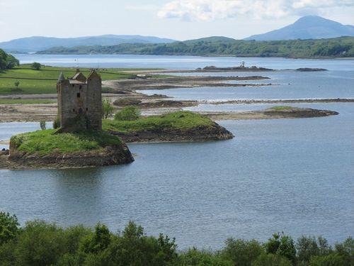 قلعہ Stalker