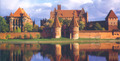 Castle in Malbork - germany photo