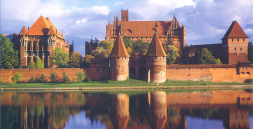 istana, castle in Malbork