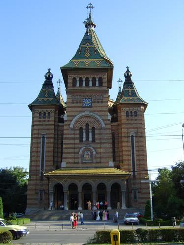 Catedrala Ortodoxa - Timisoara