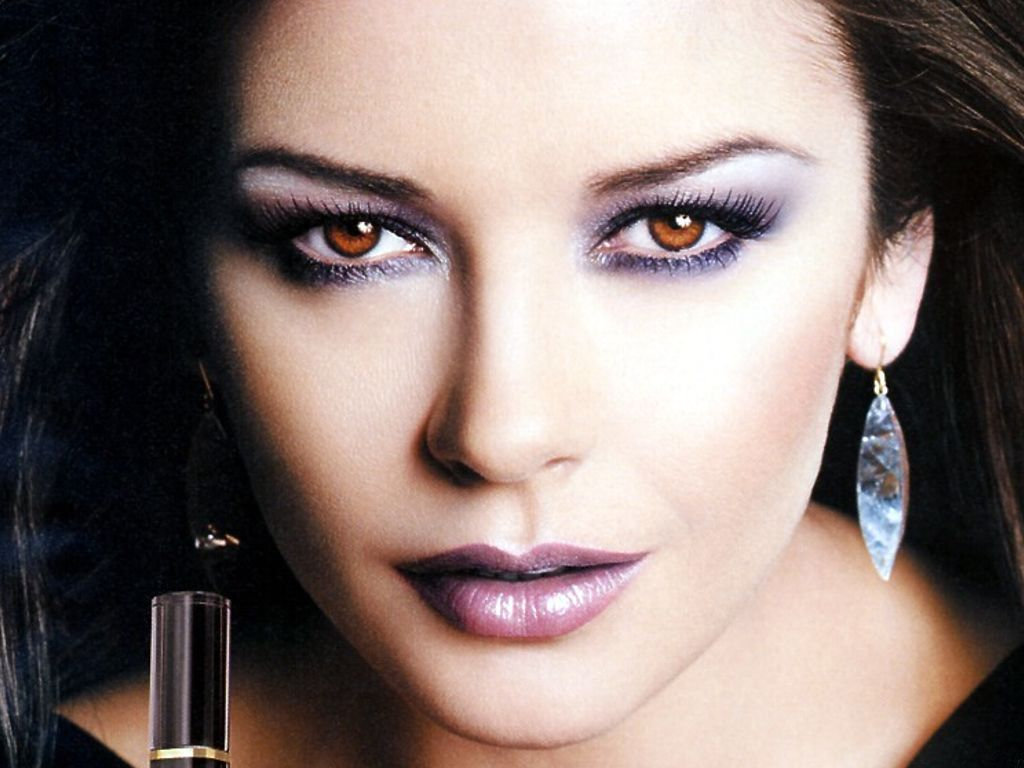 Makeup Star Libra Females Catherine Zeta-Jones-9