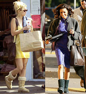 Ugg Boots images Celebs & Uggs wallpaper and background photos