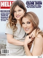 Celine Dion & Son Rene