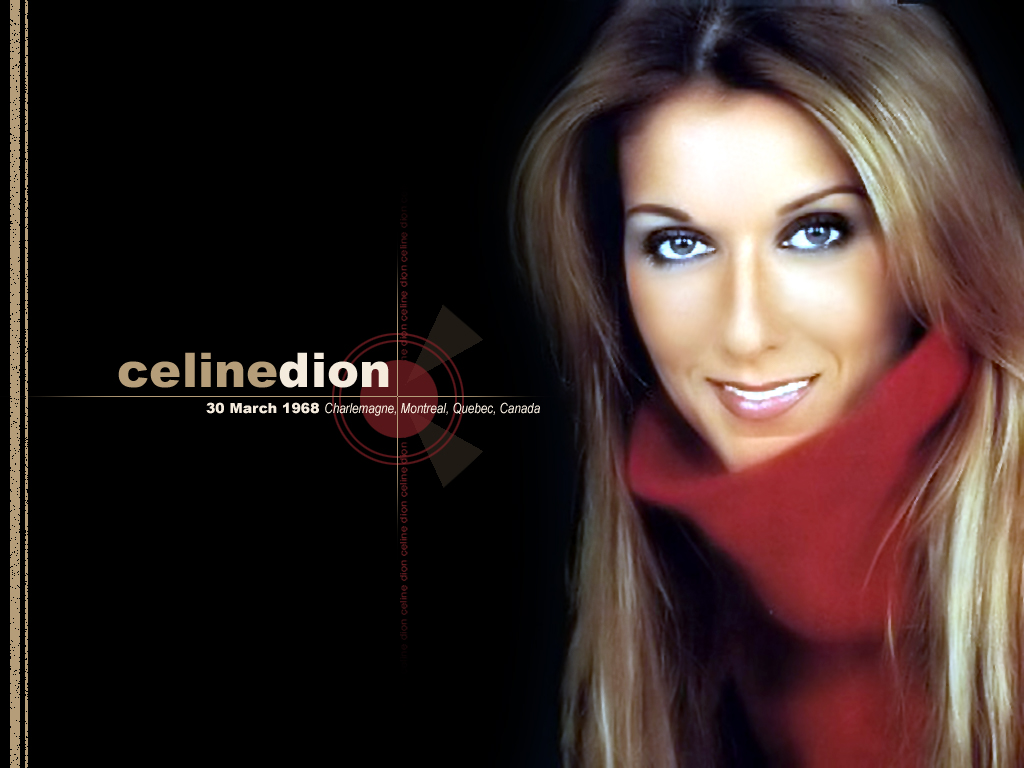 celine dion how tall