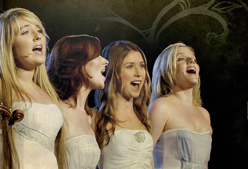Celtic Woman - Images Colection